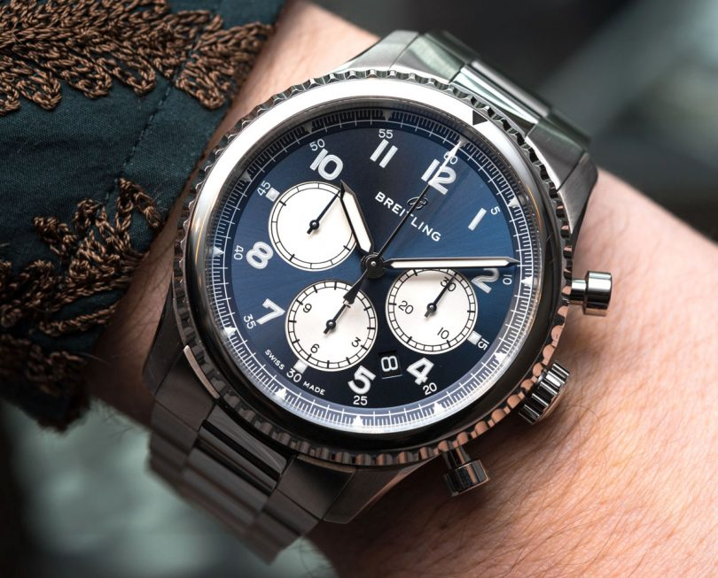 Georges Kern On What To Expect From Breitling In The Coming Years Feature Articles
